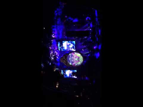 Dead & Co New Years Eve 2015-16 Lady with a Fan