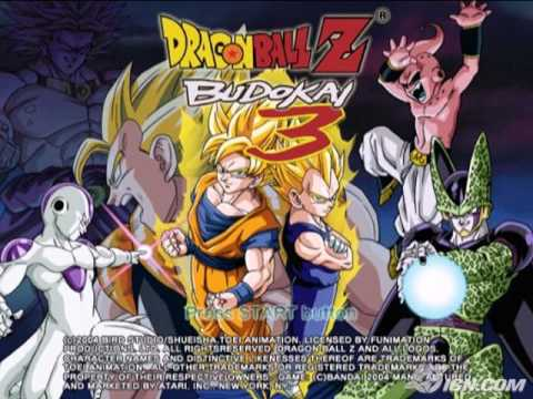 Dragonball Z Budokai 3 Soundtrack - Over The Galaxy (Exploration Theme #1)