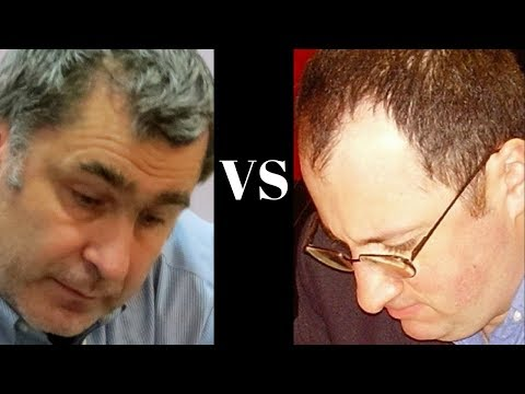 Vassily Ivanchuk vs Boris Gelfand - Linares 1991 - Neo-Grünfeld Defense (D78) (Chessworld.net)