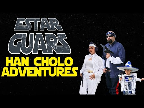 Han Cholo Adventures: Long Beach Comic Con 2015