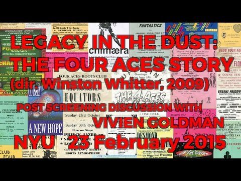 Legacy in the Dust: The Four Aces Story - NYU Discussion