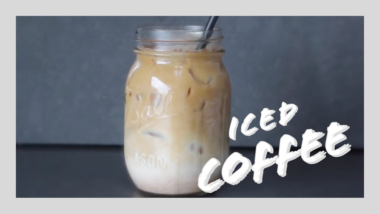 Download Iced Coffee | Healthy & Easy