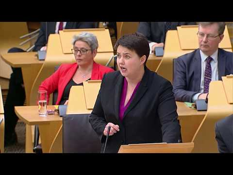First Minister's Questions - 14 December 2017