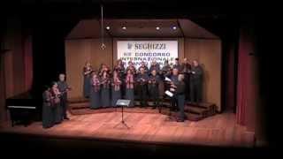 Heinrich Schütz - Herr nun lassest Du deinen Diener in Frieden fahren - Ars Nova Sacra (Ungheria)