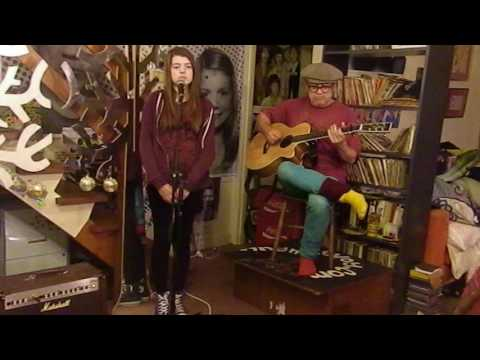The Waitresses - Christmas Wrapping - Acoustic Cover - Jasmine Thorpe & Danny McEvoy