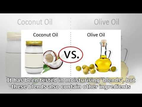 Olive oil vs Coconut oil for Skin