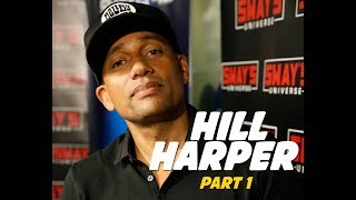 Hill Harper Talks About The Backlash the Tupac Movie Received