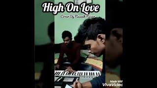 High On Love Cover | By Nusaik Nisar | Aksharan | Yuvan | Sidsriram