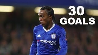 Willian Borges - First 30 Goals For Chelsea FC - HD