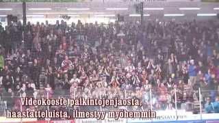 KooKooTV: Ottelukooste, 5. finaali KooKoo-Jukurit 4-0, 14.4.2014