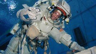 Les astronautes de la mission Proxima à l