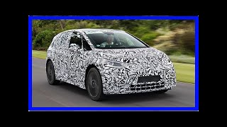 New Volkswagen I.D. prototype review | k production channel