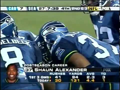 Shaun Alexander -
