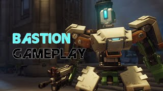 The Point Needs BASTION! - Overwatch Gameplay