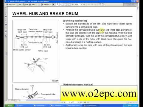 hqdefault mitsubishi fuso service manual youtube mitsubishi fuso canter wiring diagram at gsmx.co