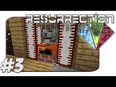 FTB Resurrection 1.7.10 - GregTech Steam Machines - Part 3