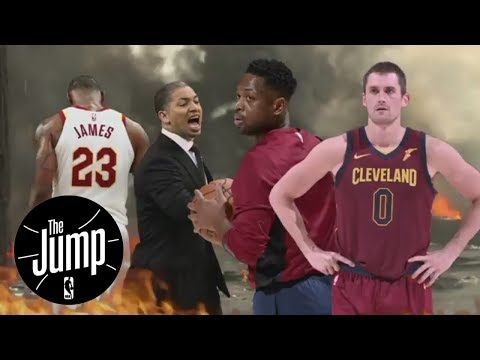 Cleveland Cavaliers are a