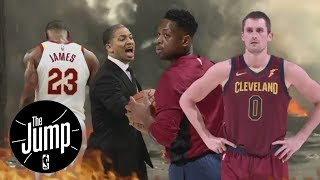 Video Cleveland Cavaliers are a 'flaming wreck'   The Jump   ESPN download MP3, 3GP, MP4, WEBM, AVI, FLV November 2017