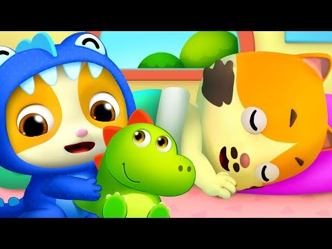 Yes Yes Bedtime Song | Johny Johny Yes Papa | Nursery Rhymes | Kids Songs | BabyBus