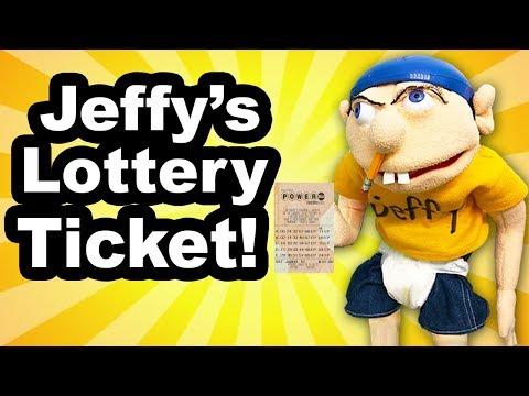 SML Movie: Jeffy's Lottery Ticket!