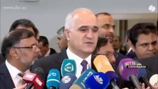 В Баку состоялась деловая встреча Азербайджан-Пакистан