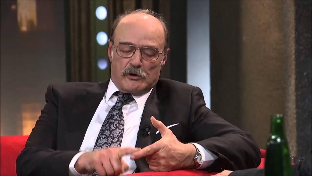 1. Pavel Nový - Show Jana Krause 7. 3. 2014