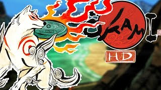 Okami HD Gameplay Walkthrough | Nostalgia in Wolf Form | Let
