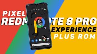 Redmi Note 8 Pro Pixel Experience Plus ROM | Stock Android 10 Experience on Redmi Note 8 Pro