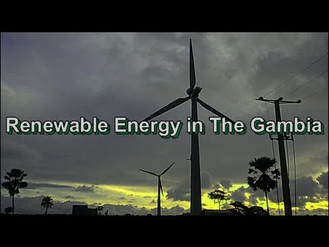 Renewable Energy in The Gambia