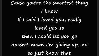 Trey Songz what best for you lyrics