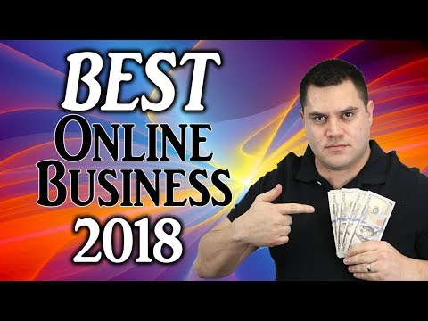 Best Online Business To Start In 2018 (FREE TO START)