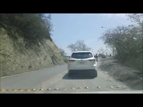 Drive to Chipinque Ecological Park - Monterrey - Nuevo Leon