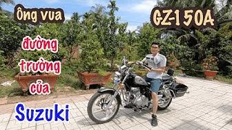 Hoàng Bảo | Review chi tiết xe suzuki GZ-150A