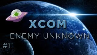 Let's Play XCOM: Enemy Unknown (PC Gameplay) - Part 11: UFO-O Has Landed