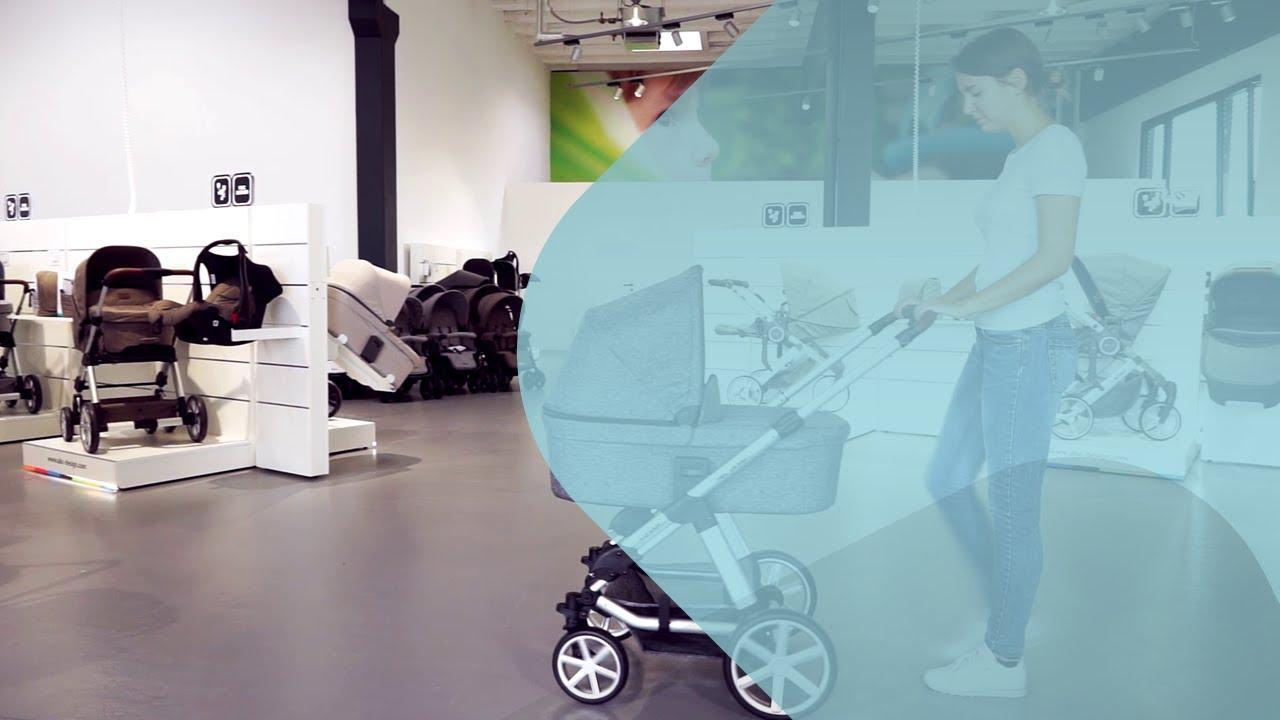 Condor 4 Kinderwagen Von Abc Design Youtube
