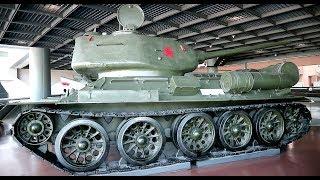 КОРЕЙСКАЯ ВОЙНА, советские танки в СЕУЛЕ, Музей Военной Памяти.