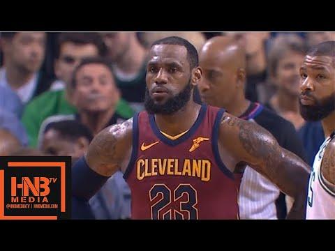 Cleveland Cavaliers vs Boston Celtics 1st Qtr Highlights / Game 2 / 2018 NBA Playoffs