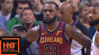 Cleveland Cavaliers vs Boston Celtics 1st Qtr Highlights / Game 2 / 2018 NBA Playoffs