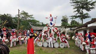 Full atraksi drumband al mubarok di sumberdanti part 1