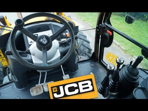 Продажа экскаватора-погрузчика JCB 3CX 1995 года - YouTube