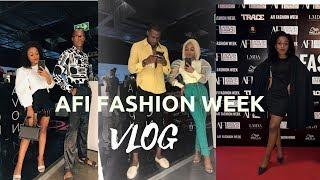 Follow me around FASHION WEEK + OUTFITS
