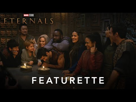 """""""In The Beginning"""" Featurette   Marvel Studios' Eternals"""