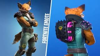 FENNIX (Outfit Fortnite) FE TV