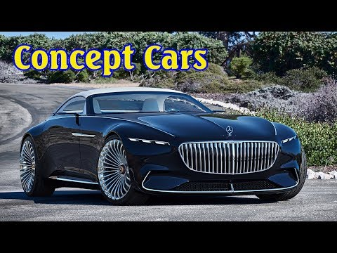 Top 10 Concept Cars In The World | Concept Cars 2017 & 2018