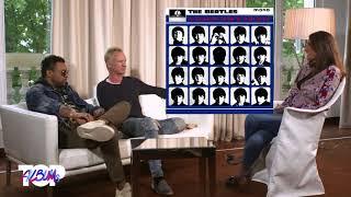 Comment Sting et Shaggy se sont rencontrés ? (Interview) - Top Albums