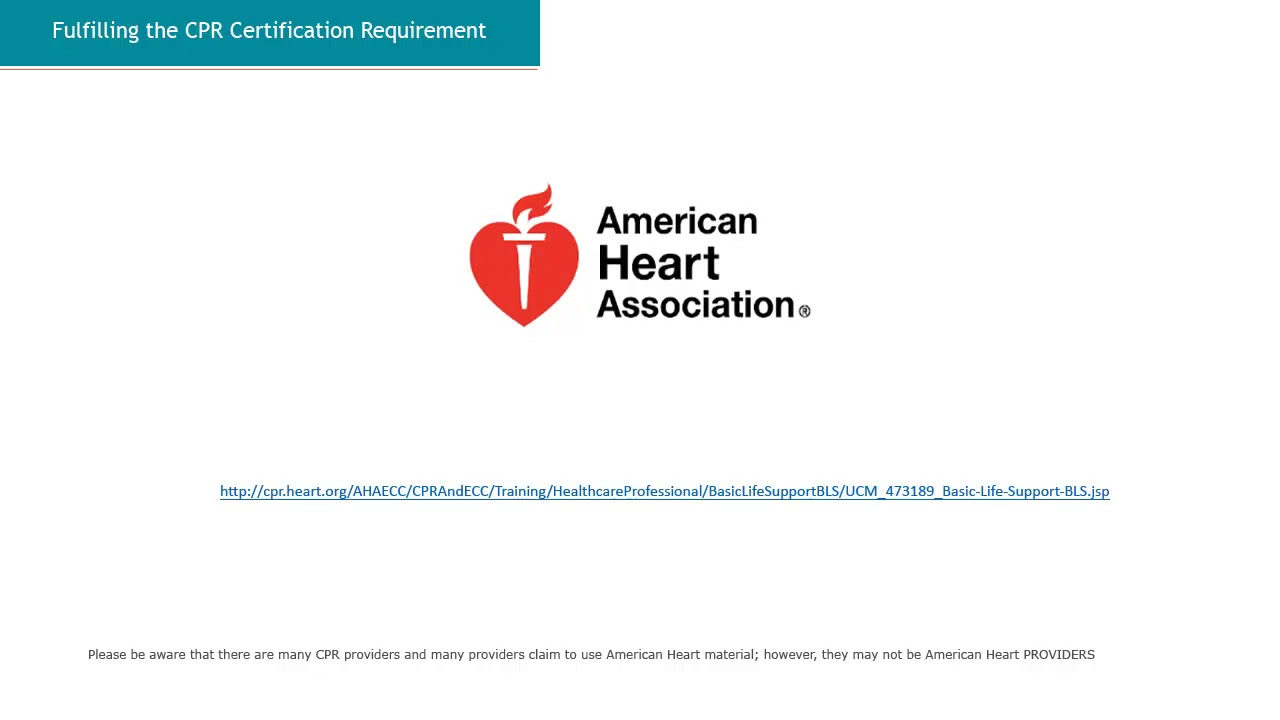 Cpr Certification Information Youtube