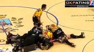 F4 Coppa Cers - Breganze (ITA) 3-4 Noia (ESP)
