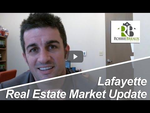 Lafayette, LA Real Estate: Lafayette Real Estate Market Update