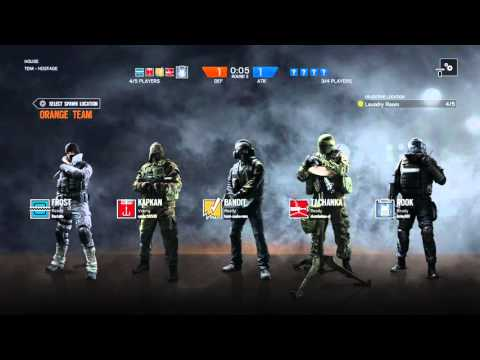 Tom Clancy's Rainbow Six sige more multiplayer  