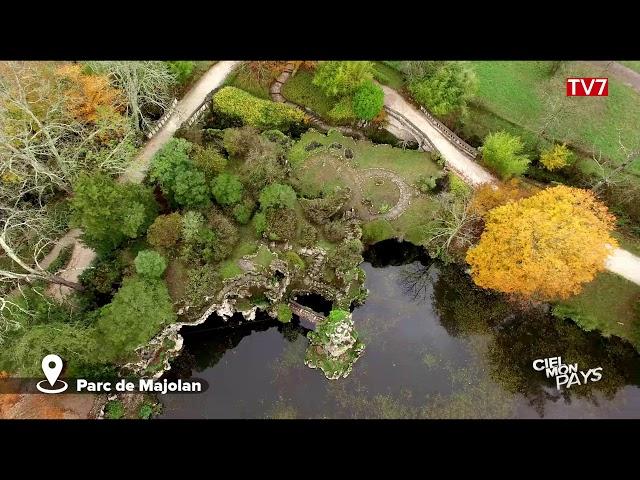 Ciel mon pays - Parc de Majolan